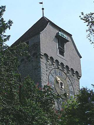 Zeitturm (Clock Tower)
